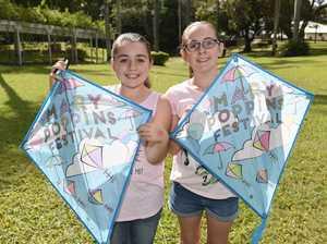 Fly a Kite in Maryborough