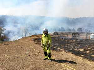 Grim bushfire outlook has fire experts concerned