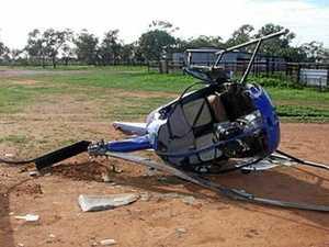 Powerlines a hidden danger for helicopter pilots