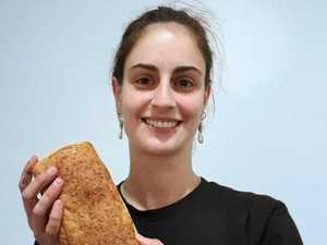 Chef's bid to put leftover bread to better use