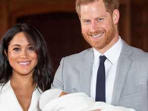 Archie's christening bombshell