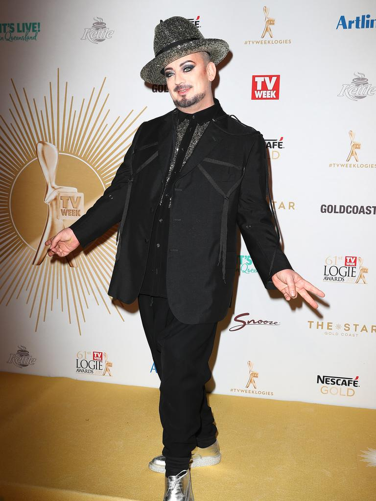 Boy George. Picture: Getty
