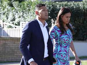 Pastor warns critics: Folau's church does 'not fear anybody'