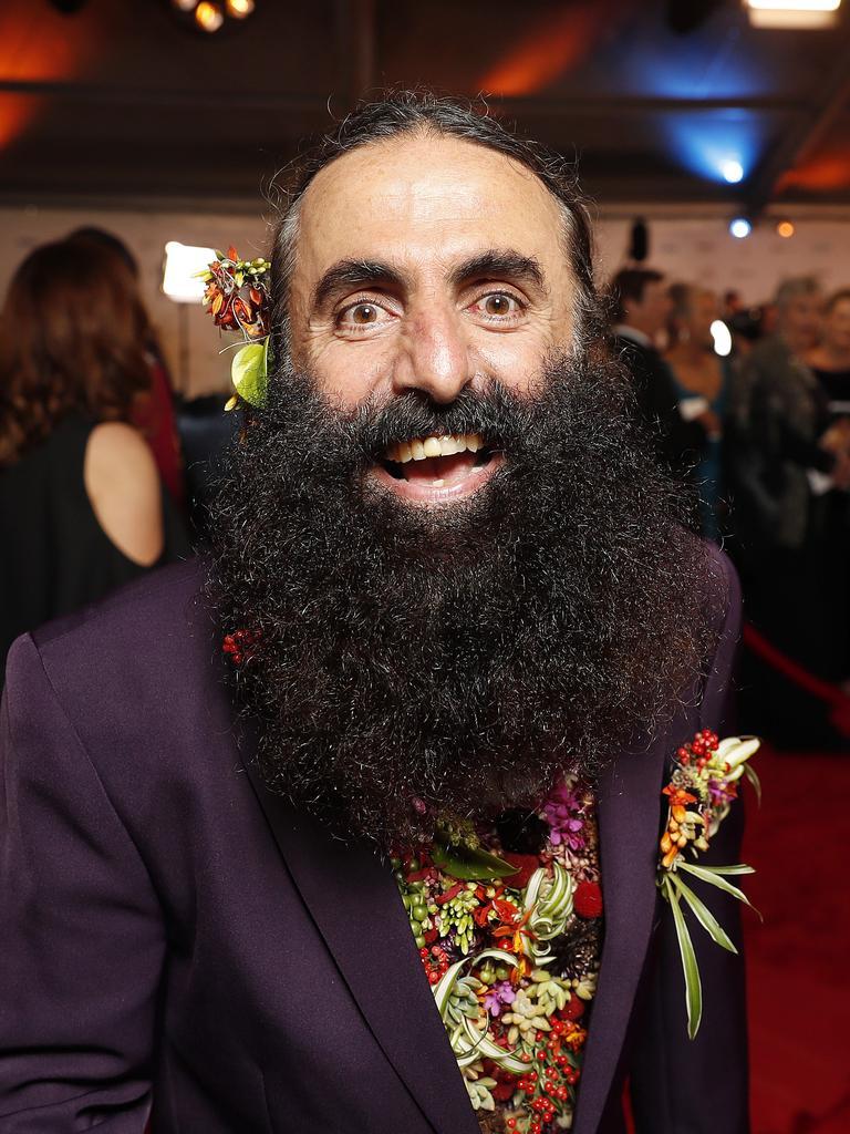 Gold Logie nominee Costa Georgiadis. Picture: AAP