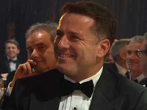 Karl explains Jasmine's Logie Awards absence