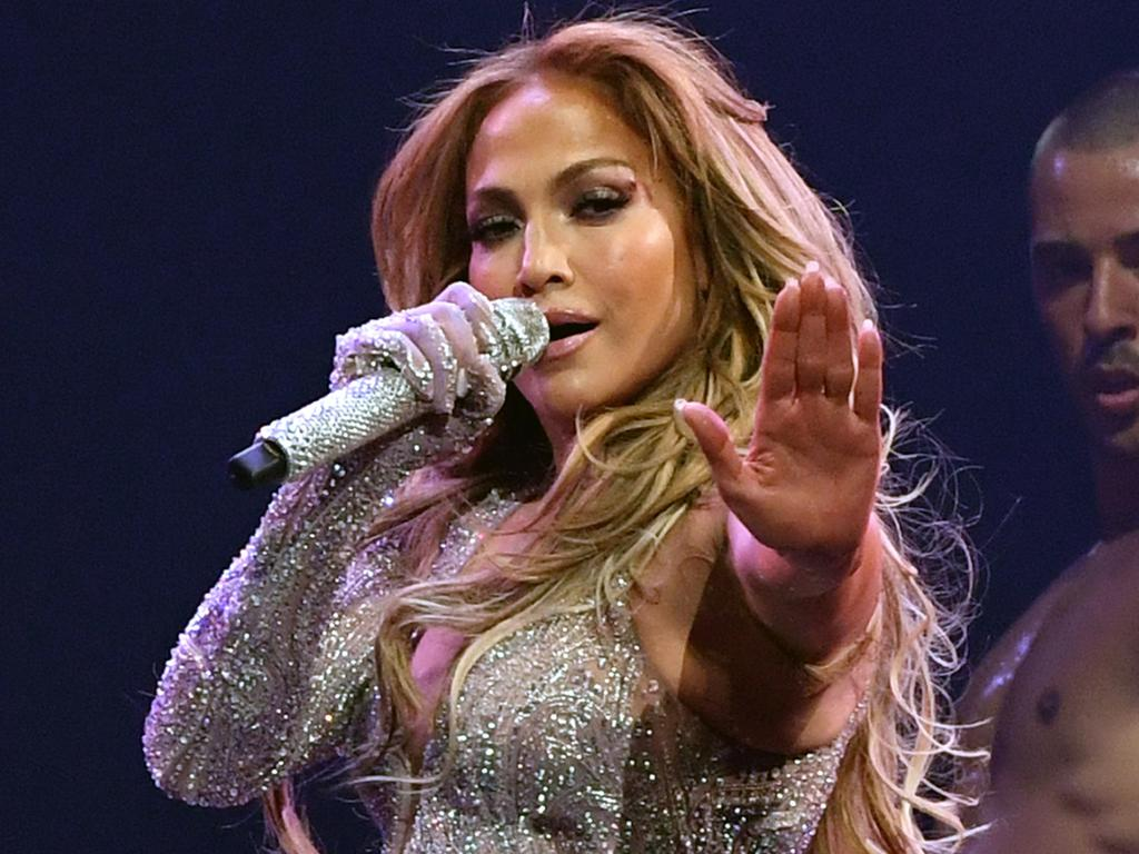 Jennifer Lopez. Picture: Ethan Miller/Getty Images