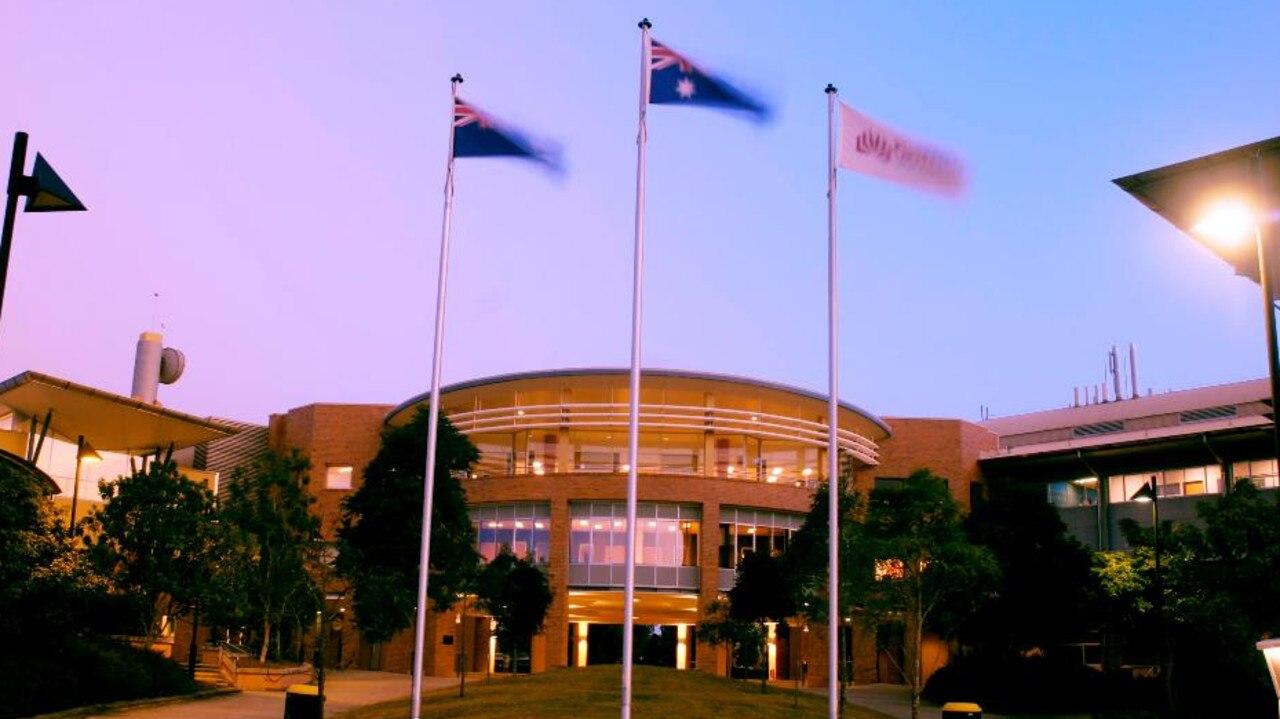 Griffith University's Logan Campus.