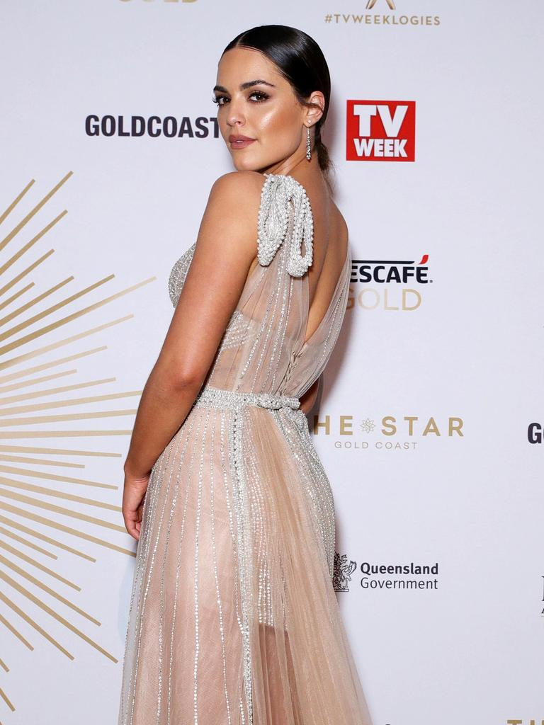 Olympia Valance. Picture: Matrix
