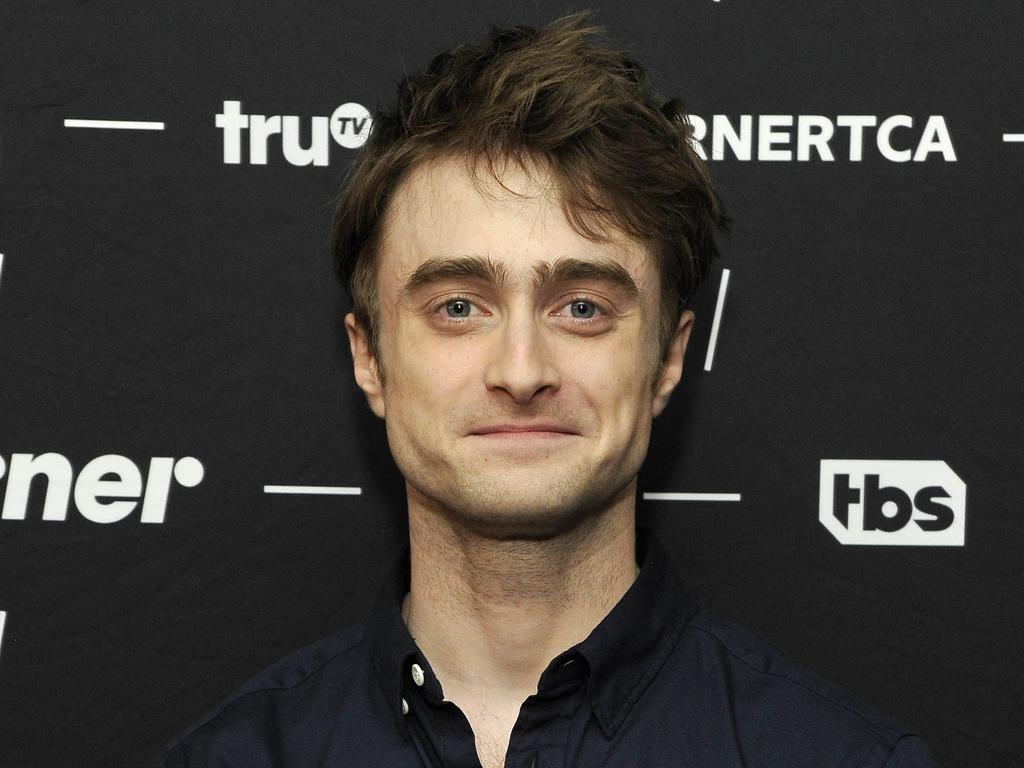 Daniel Radcliffe. Picture: John Sciulli/Getty Images
