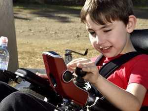 Nobby boy's NDIS wheelchair debacle raised in parliament