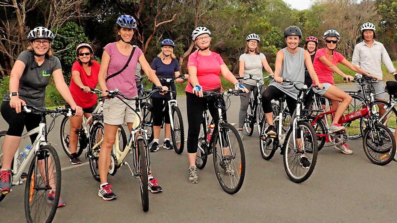 ON YA BIKES: Bike On is offering two free cycling workshops in Noosa.
