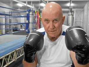 Boxer defies odds to beat death sentence