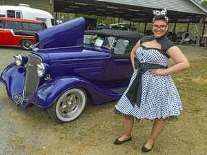HOT ROD SHOW: Classic and muscle car display in Calliope