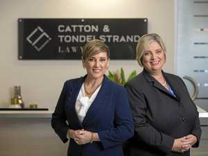 Family law experts celebrate one year in firm