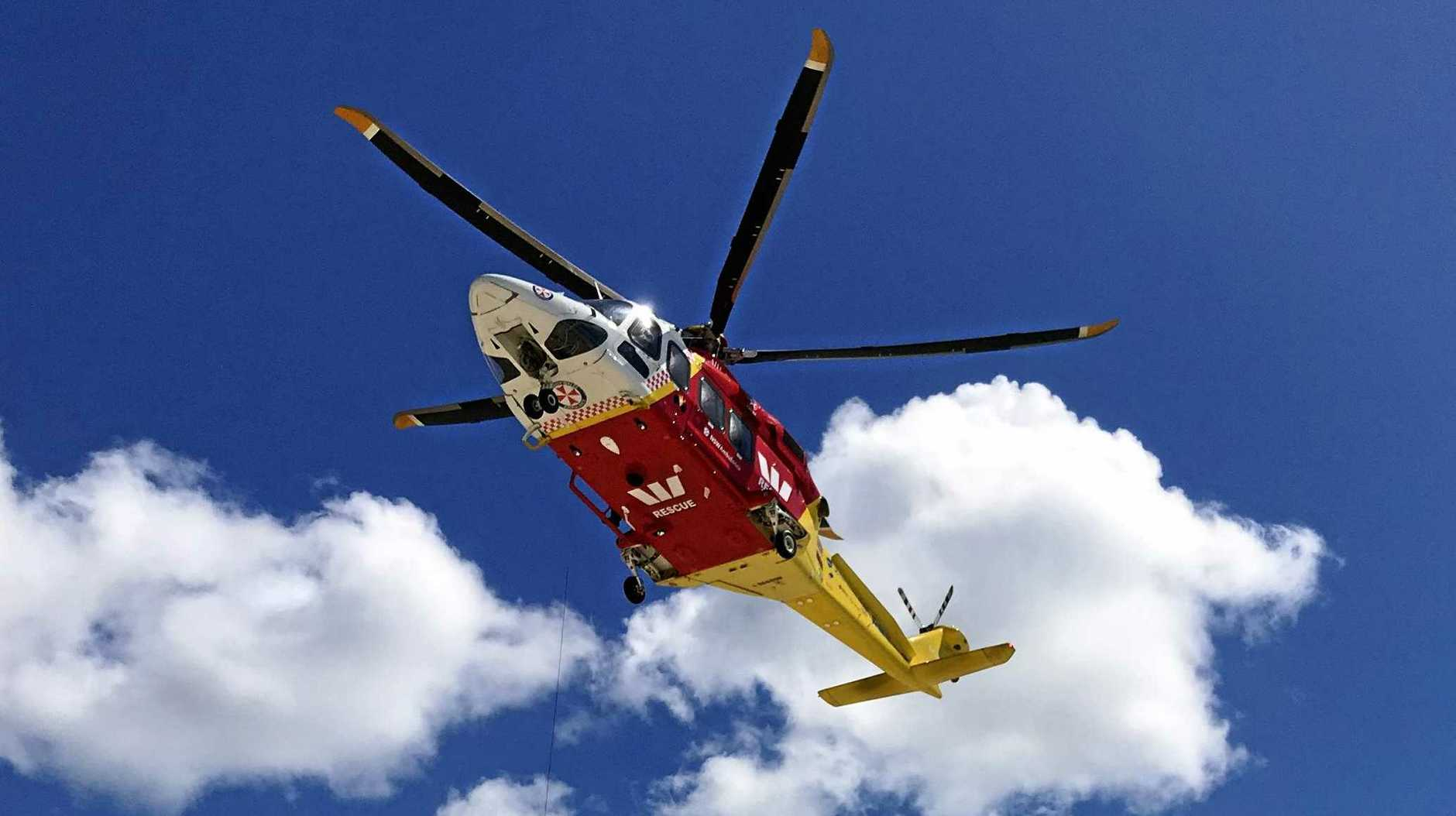 Emergency services were called to Byron Bay this afternoon after reports that surfers were in trouble in the water.