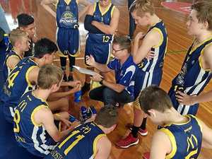 Big week for Gladstone's junior hoops teams