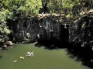 RESTRICTED ACCESS: Deadly waterfall 'not a safe place to be'