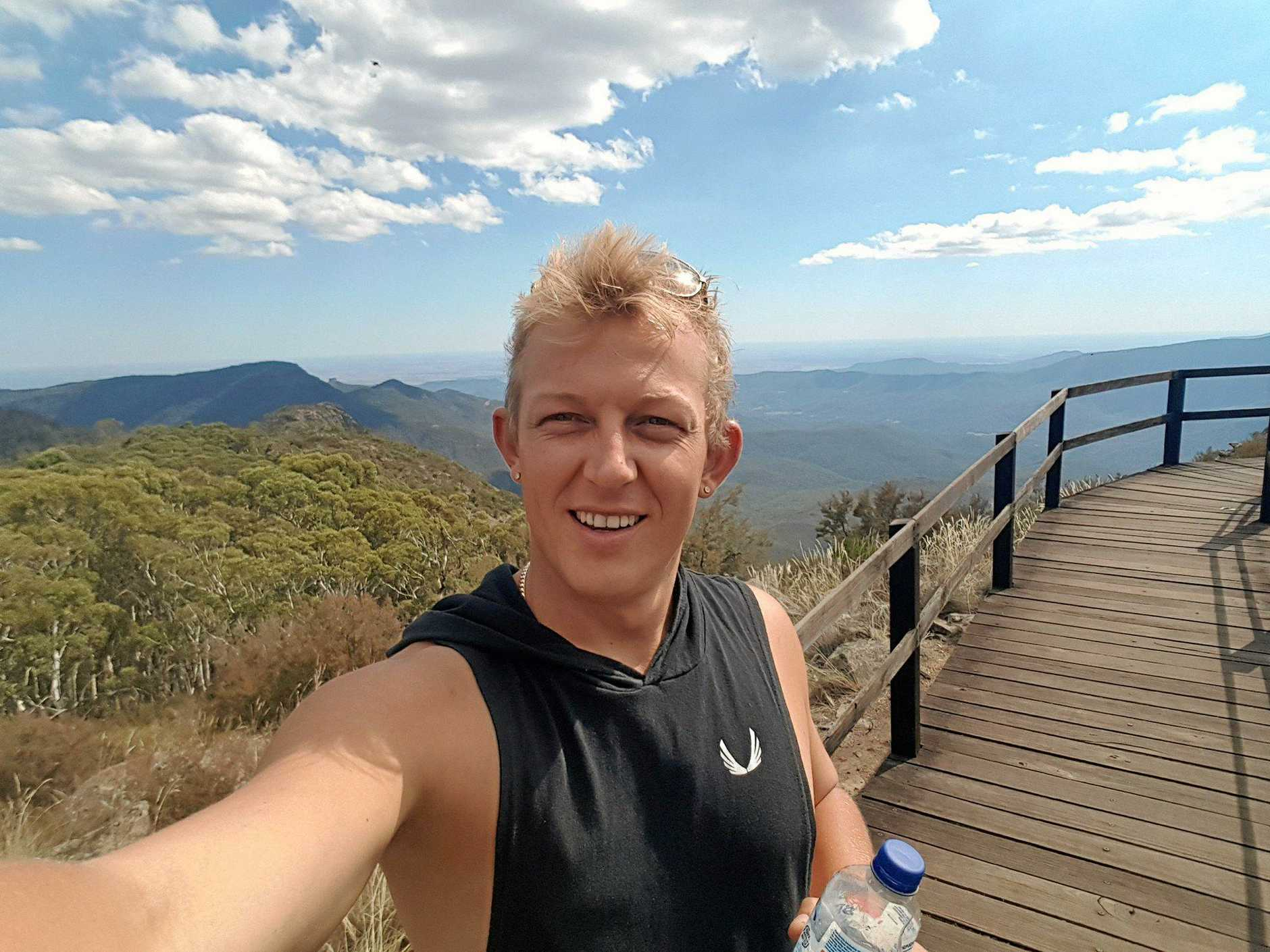REST IN PEACE: Rohan Van Wees is being remembered by his family and friends after he lost his life in a single vehicle accident last week.