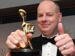 'LIGHTEN UP': Gleeson's shock Gold Logie win