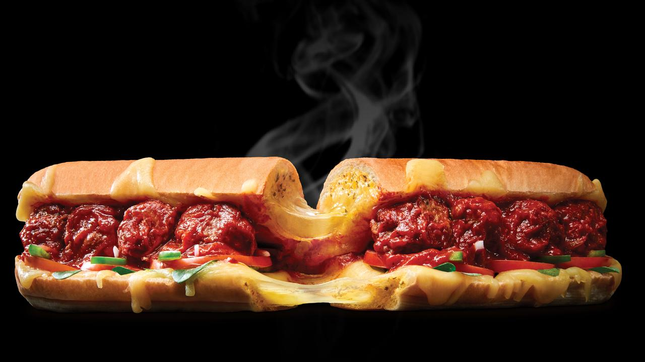 Subway launches Ultimate Cheesy Garlic Bread. It's got three layers of mozzarella.