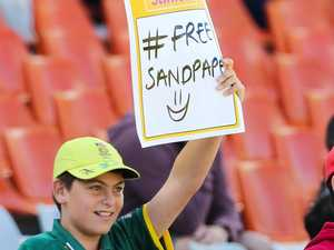 Sandpapergate hostilities set to resume