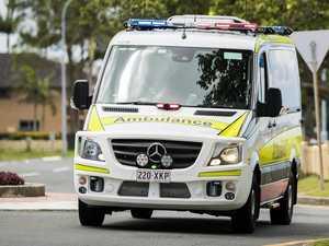 Two taken to hospital after Hervey Bay crash