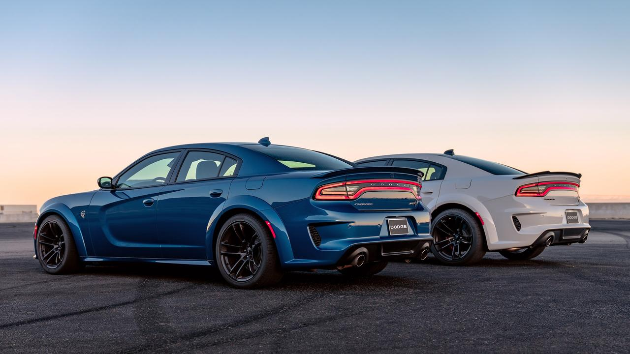 A hybrid Hellcat promises insane performance.