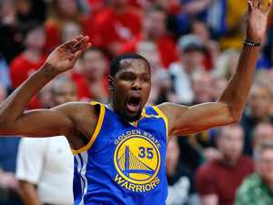 Insane money in Durant NBA stunner