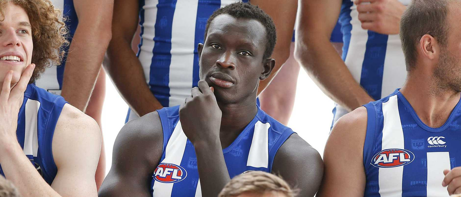 Majak Daw is set for a comeback in the VFL.