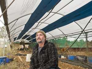 Resident offers land to establish community garden