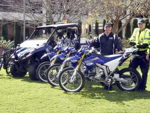 Crime fighting fleet