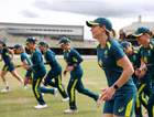 The Australian Women's Cricket Team is boosting their on-field performance with the Apple Watch.