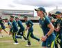 Apple's Tim Cook gets behind Australian women's cricket