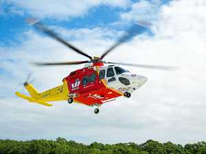 Man flown to hospital after serious assault at South Lismore