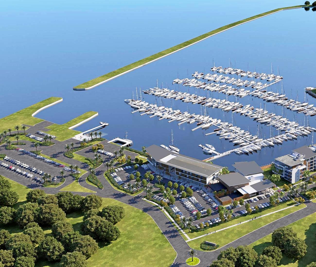 Gateway Marina.