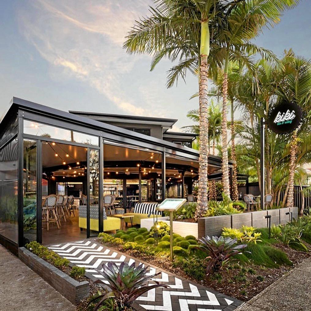 A YEAR ON: Kiki Bar and Eatery in Maroochydore is a year old.