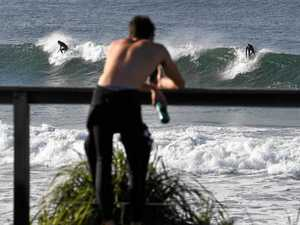 'Wild, wet weather' ahead as dangerous surf returns