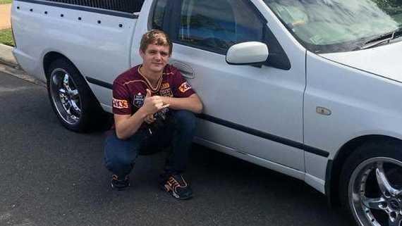 Daniel Ashley Rudd, 19, was sentenced for 19 crimes including burglaries, evading and ramming a police car.