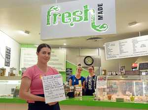 SAD LOSS: Maryborough cafe staff remember 'great boss'