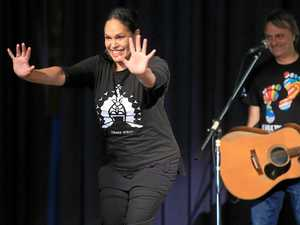 Christine Anu shares song and stories with Tweed