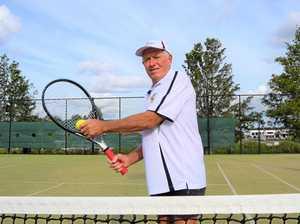 Meet the legend behind Gympie Queens Park Tennis