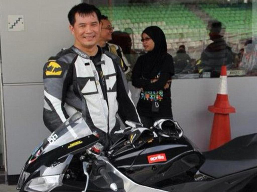 Pilot Eugene Choo was flying Malaysia airlines MH17 when it was shot down. Picture: Supplied