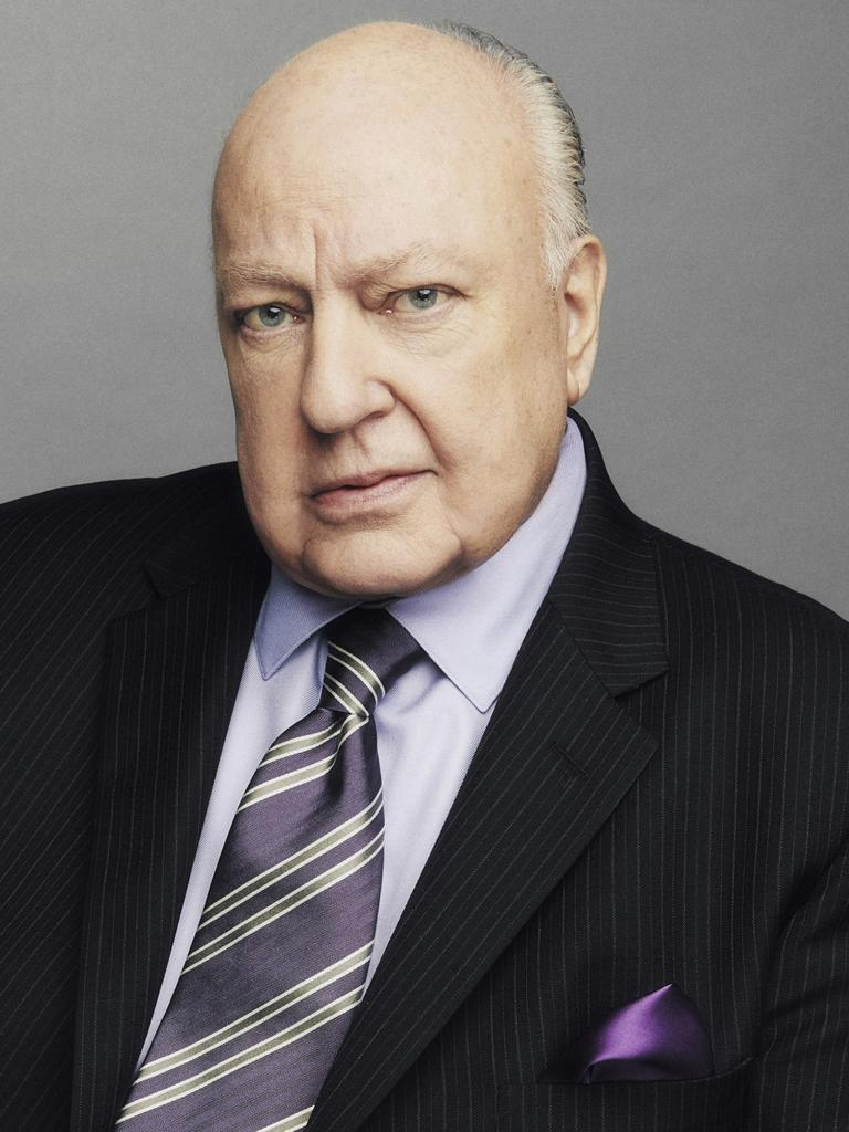 Roger Ailes died in 2017. Picture: Getty Images