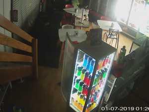 Break-in at Kawana Way Coffee and Takeaway
