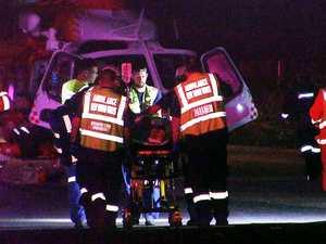 Police allege loaded pistol led to men dying in fiery crash