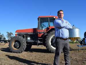 Farmer speaks out about CSG impact on water aquifers