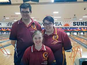 Hobby leads tenpin bowlers to championship