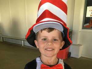 Costumes galore at school's Dr Seuss Day