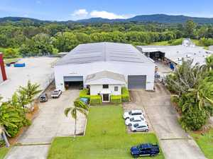 Industrial shed sells for $1.85m post-auction