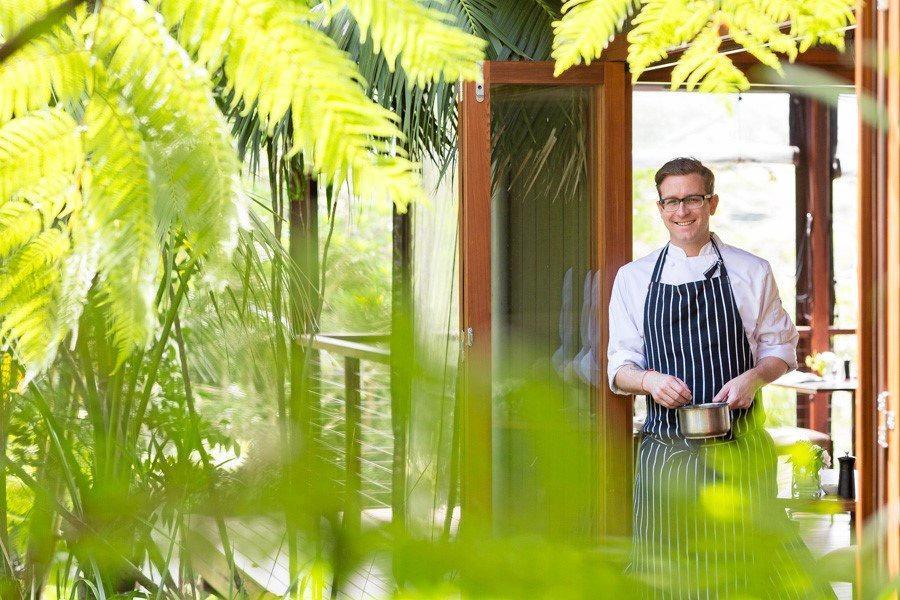 Former Tamarind chef Rory Thorpe. Photo Contributed